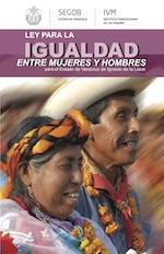 Ley igualdad entre mujeres y hombres_ 2017