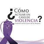 Como actuar en caso de violencia